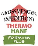 Thermo Hanf Premium PLUS Matten Großmengen per Spedition