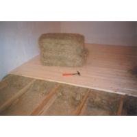Schutthanf Dammwolle Fs Dammschuttung Fur Fussboden Dachboden Und